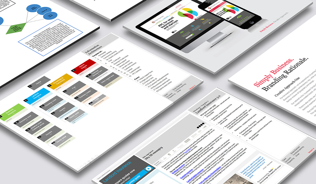 Simply Business - Website UX